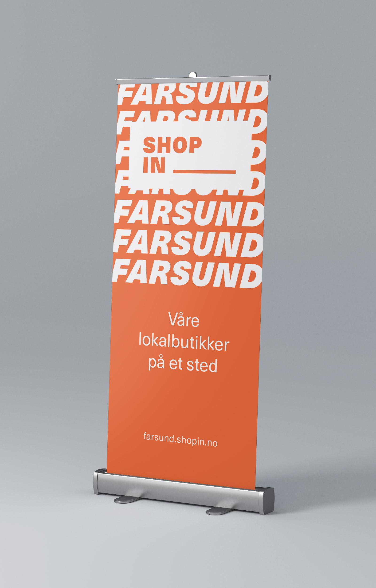 SHOPIN Farsund